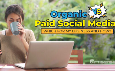Organic VS Paid Social Media? Which for My Business and How?