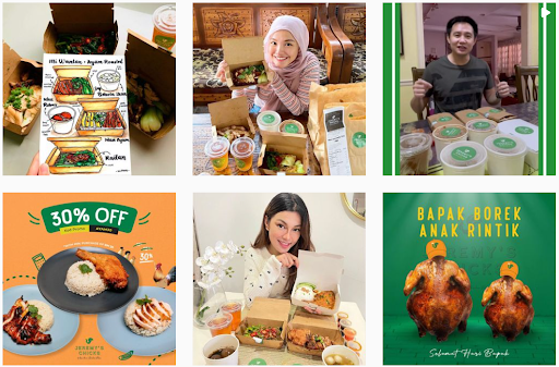 5 Marketing Strategy Examples Inspired by Local Malaysian Brands - Influencer Collaboration