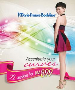 Marie France Bodyline Poster