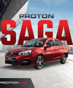 Proton Saga Poster