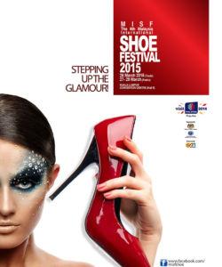 MISF Shoe Festival 2015 Poster