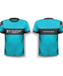 SIM Global Education T-Shirt Design