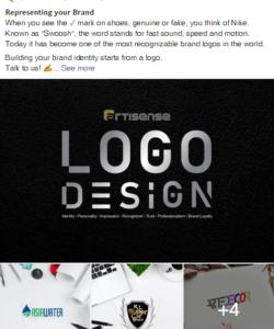 Artisense Facebook Post