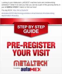 METALTECH Facebook Post